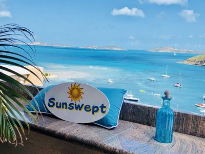Photo for Grande Bay SUNSWEPT Luxury Studio WIFI, Great Views, Jan 18-22;April 13-17