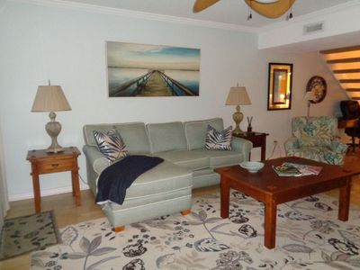 Recently updated Shipmaster 2 bedroom, 2 full bath villa