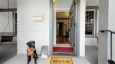 Welcome to Black Dog Hideaway!  Built in 1912 and Craftsman style.