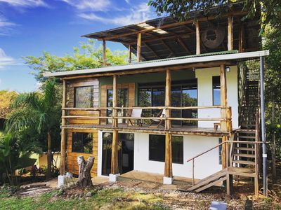 Photo for Secluded Jungle House, nestled in the trees, 5 mins to the beach.