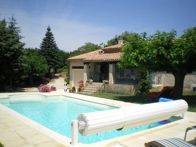 Photo for Detached House Private Heated Pool 4X8 in Bonnieux LUBÉRON