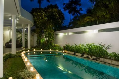 DELUXE 2 BED VILLA WITH LOTS OF WOW!