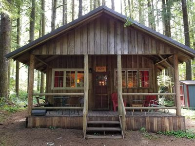 Photo for 2BR Cabin Vacation Rental in Brightwood, Oregon