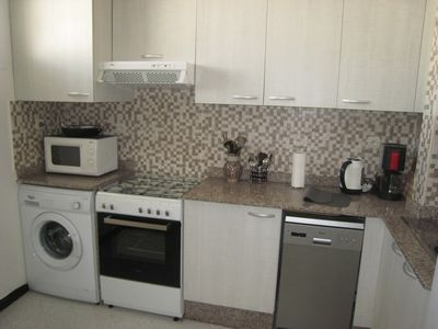 APARTMENT 2 BEDROOMS WITH LARGE TERRACE CENTER TOWN AGADIR