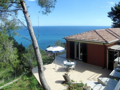 Photo for Vacation home Vela (SLR106) in San Lorenzo al Mare - 5 persons, 2 bedrooms