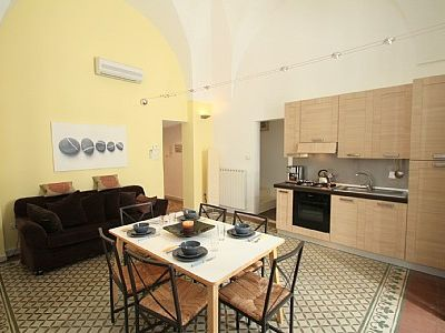 Photo for Casa Giosetta: A graceful two-story apartment situated in a quiet location, a few minutes from the town center.