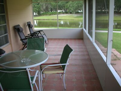 Photo for Central Florida Waterfront Community Safe & Tranquil, Boating Tennis Heated Pool