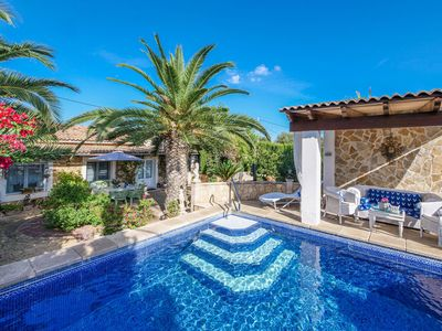Photo for This beautiful Finca with a huge, very well maintained outdoor area with mini zo