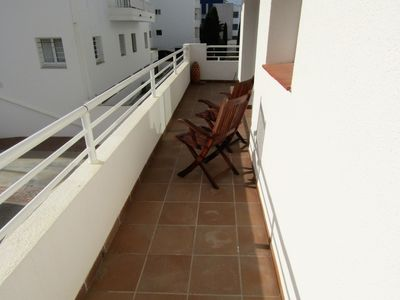 Photo for Very nice apartment located at the port 3 minutes from the wifi air conditioning and pool