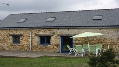 Photo for Stone house in the countryside for 6 people