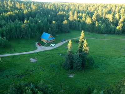 Photo for Quiet and Comfortable  nestled on 8 acres of private property