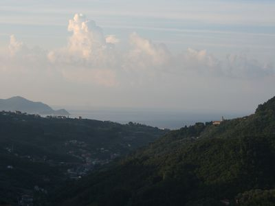 Photo for 2BR Apartment Vacation Rental in Crocetta, Liguria
