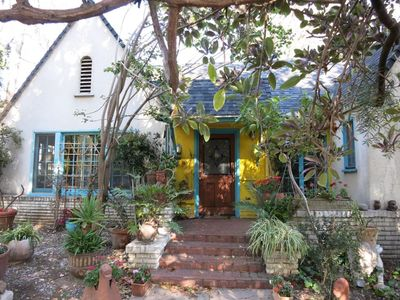 Photo for Charming Fully Furnished Writer's Cottage In Hollywood's Historic Spaulding Sq.