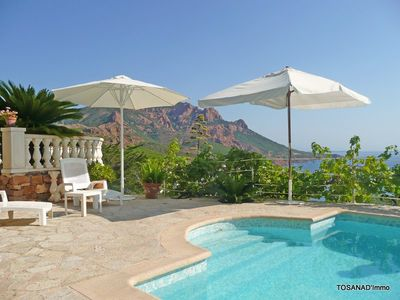 Photo for Apartment in detached villa - 5 people