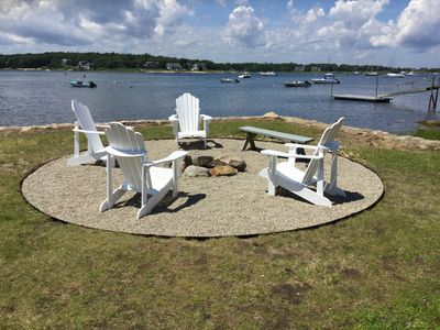 Photo for Waterfront Beach Cottage