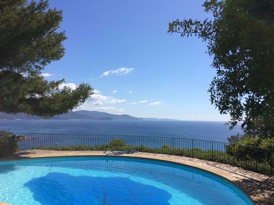 Photo for 5BR House Vacation Rental in Bormes-Les-Mimosas, Provence-Alpes-Côte-D'Azur