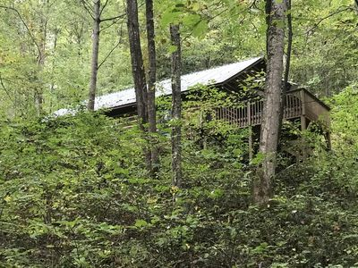 Photo for Secluded Nantahala Forest Getaway