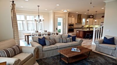 Photo for Villa By The Sea at Prominenece on 30A - 4 Free Bikes, Sleeps 7
