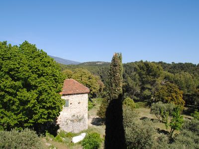 Photo for stone character property in Le Barroux in Vaucluse