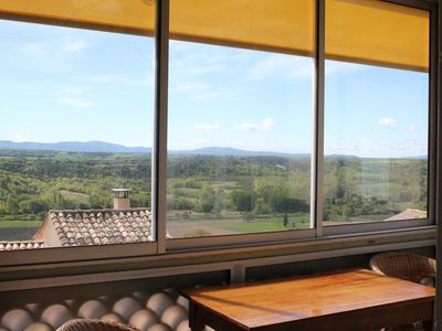 Photo for Cottage with magnificent views in the heart of the Verdon Regional Park