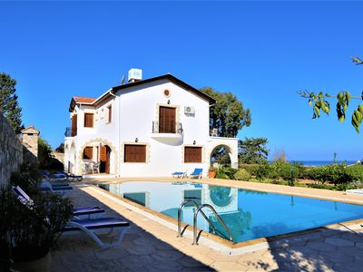 Photo for Spacious Superior Detached House, Enjoying Panoramic Sea And Mountain Views