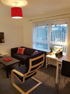 Photo for Bathgate Apartment suitable for contractors or holidaymakers