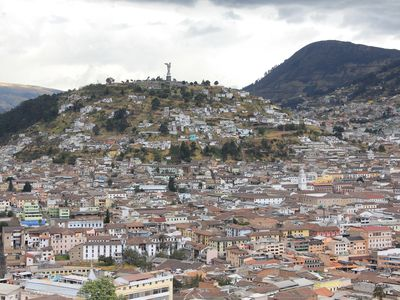Photo for Apartment in Quito with the best views of the Colonial Center