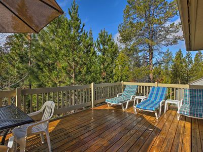 Photo for Bend 'Sunriver House' - Hot Tub & Resort Access