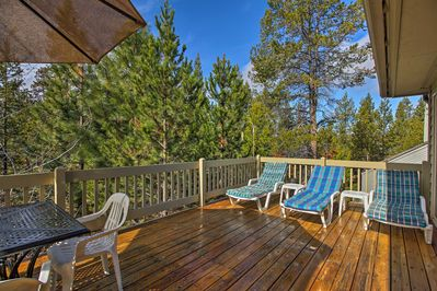 Enjoy the best of Bend from this vacation rental house that sleeps 12!