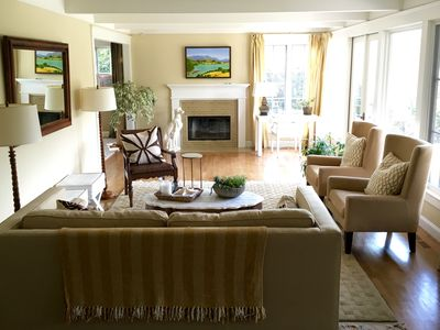 Photo for Designer View Home in Marin. Easy access to San Francisco, Wine Country & Beach.
