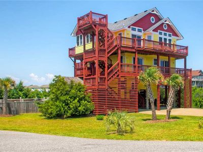Photo for Fabulous Oceanview Home! Htd Pool, Hot Tub, Linens, Game Rm, Dog-Friendly & More