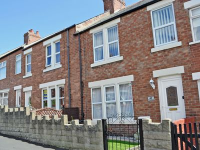 Photo for 3BR House Vacation Rental in Newbiggin-by-the-Sea near Morpeth
