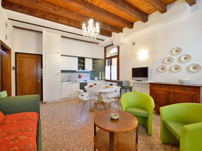Photo for Apartment Appartamento San Rocco (VZA185) in Venedig - 5 persons, 2 bedrooms