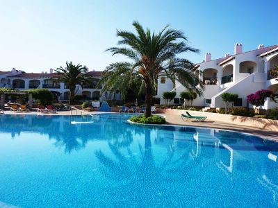 Photo for Apartment in Green Parc Village, Son Parc, Menorca