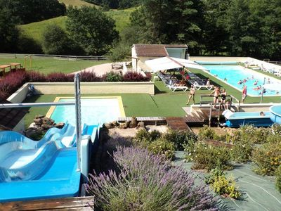 Photo for Camping Les Trois Sources **** - Mobilhome for 4 People