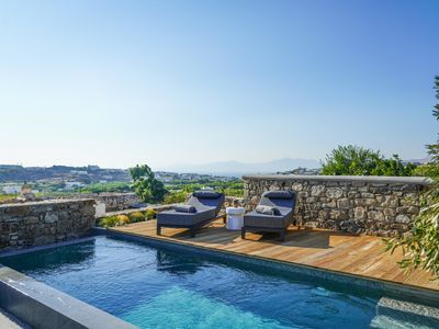 Photo for Ikies of Mykonos - Grand Executive Vill with private pool