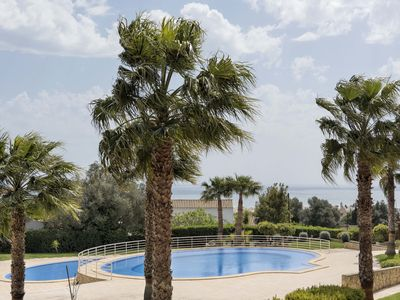 Photo for Outstanding 2 bedroom town house with magnificent sea views.