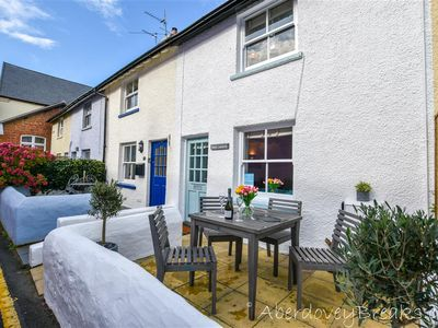 Photo for Traditional 2 Bedroom Fisherman's Cottage, Centre of Aberdovey, Pets Welcome .