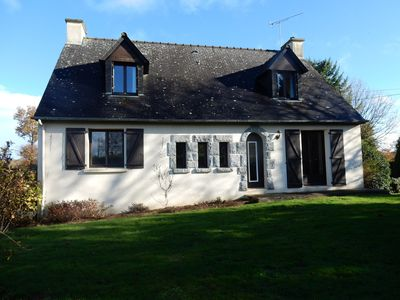Photo for Large cottage near the bay of Mont St Michel and the coast of Emerald