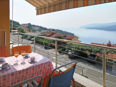 Photo for 2 bedroom Apartment, sleeps 4 in Rabac with Air Con and WiFi