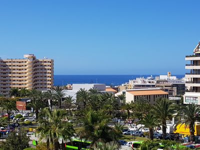 Photo for APARTMENT IN SAN MARINO COMPLEX WITH SEAVIEW IN LOS CRISTIANOS