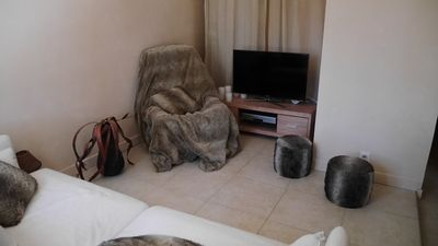 Photo for NEW: quiet Charming villa without vis-à-vis nearby mountain, city and sea.