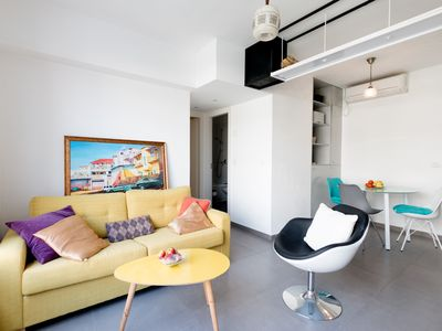 Photo for Chlenov 43.6 - Apartment for 4 people in Tel Aviv - Jaffa