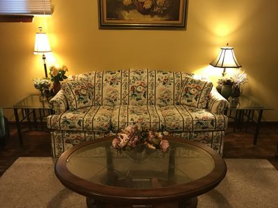 Photo for Doctor's Retreat: 2BD House, Walk to Nationwide Children's Hospital, Downtown