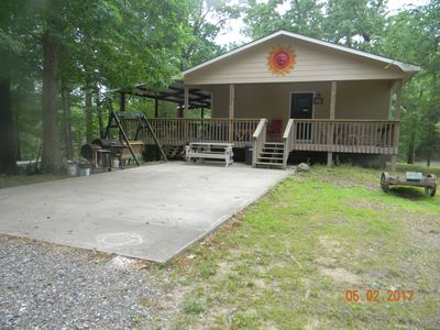Exceptionnel Photo For 2BR Cabin Vacation Rental In Mena, Arkansas