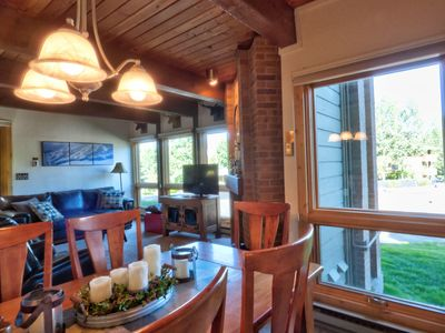 Photo for The Lodge at Steamboat Ground Floor Updated Sleeps 8