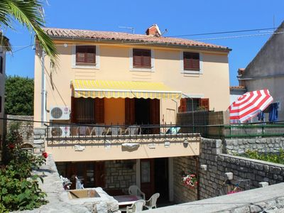 Photo for Apartment in Osor (Lošinj), capacity 4+1