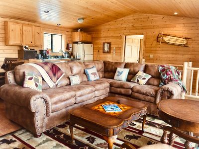 Photo for Cabin in 3 Acres at 11,111 ft Colorado Mountains