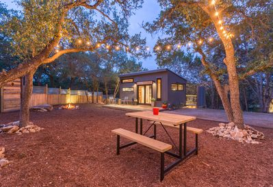 Sundown is a designer's tiny home with every detail crafted to perfection
