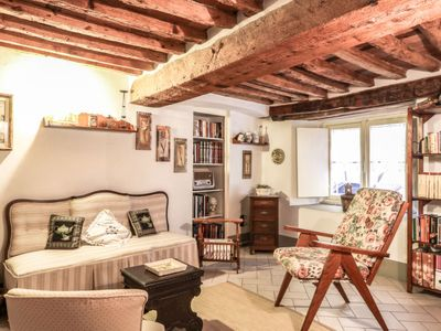 Photo for Apartment Palazzo Cittadella in Lucca - 5 persons, 3 bedrooms